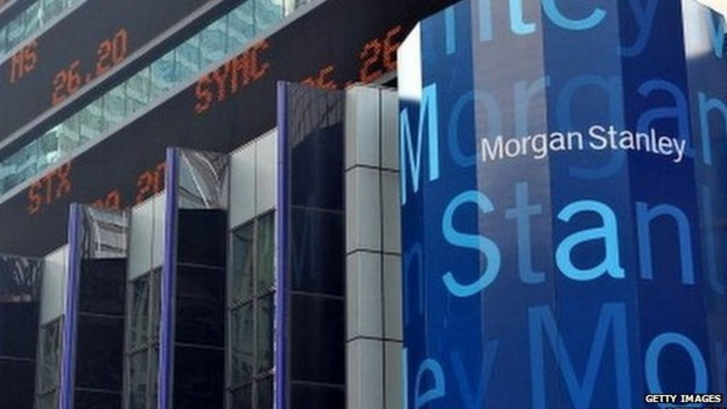 Morgan Stanley To Pay Out 1 25bn To Settle Lawsuit Bbc News