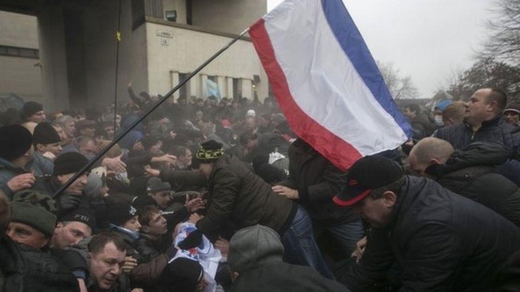 Why Crimea is so dangerous