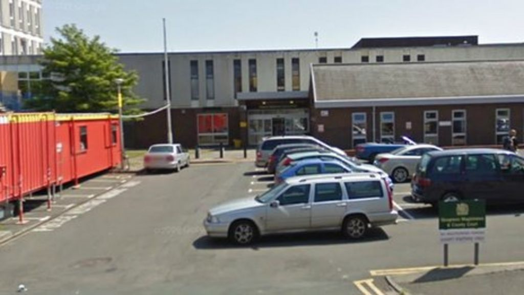Dog sex video man Wayne Bryson spared jail term - BBC News