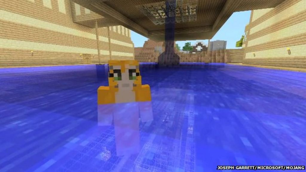 Could minecraft make stampy millions bbc news publicscrutiny Images