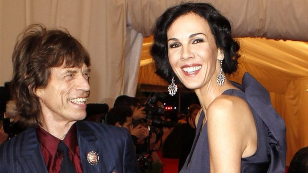 Who is mick jagger dating in Melbourne