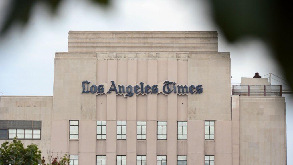 Robot writes LA Times earthquake breaking news article