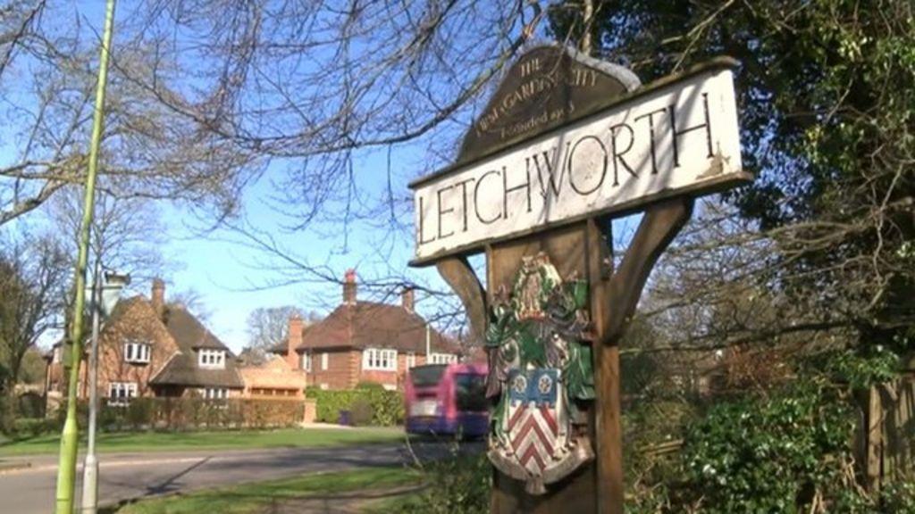Letchworth Life In The Original Garden City Bbc News