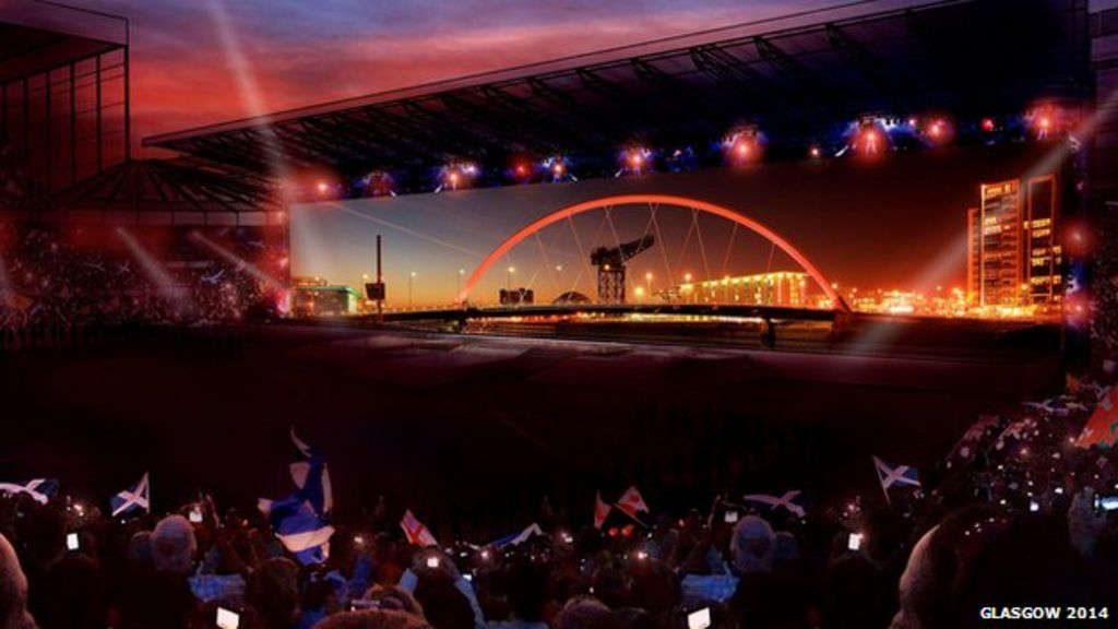 Huge screen to showcase Commonwealth Games launch at ...