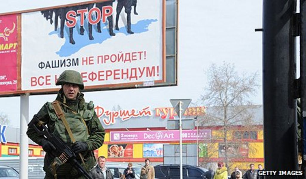 Crimea Profile Bbc News