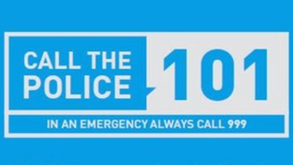 New 101 number for non-emergency PSNI calls - BBC News