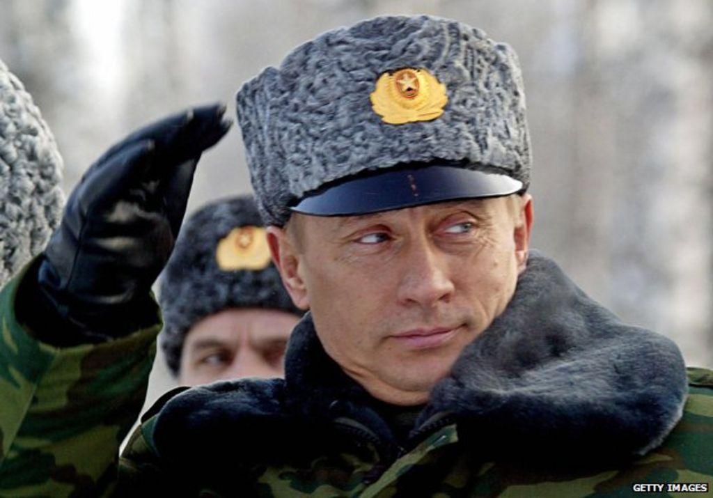 81c31865f Vladimir Putin: The rebuilding of 'Soviet' Russia - BBC News
