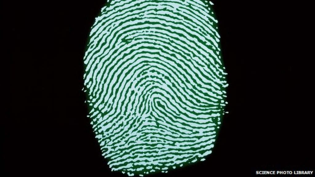 BBC Click reports on the technology that is helping police learn more about  people from their fingerprints
