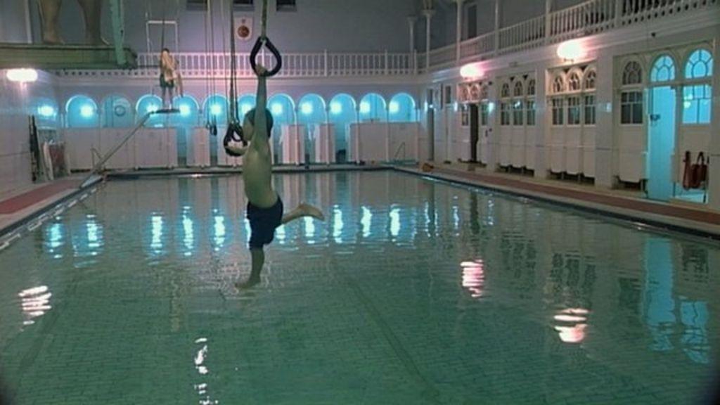 glasgow 39 s western baths drained to host variety concert bbc news
