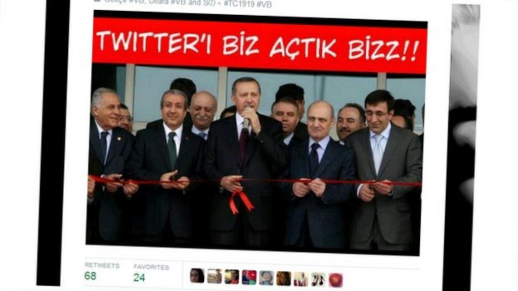 Bbc News Twitter: #BBCtrending: Turkey's Twitter Block 'lifted'