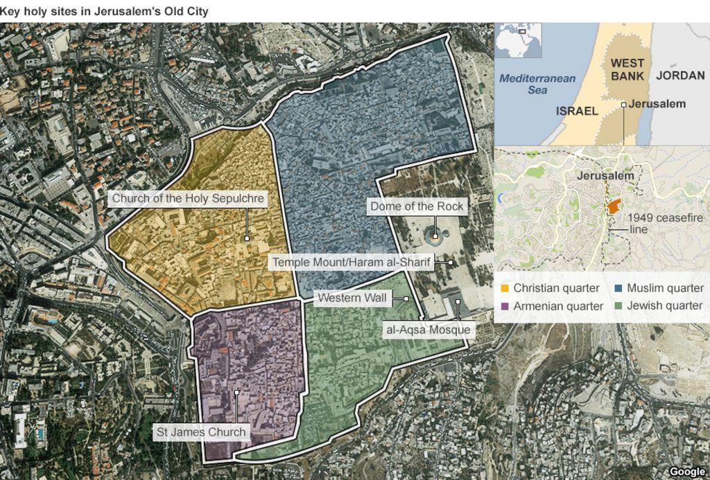 What Makes Jerusalem So Holy