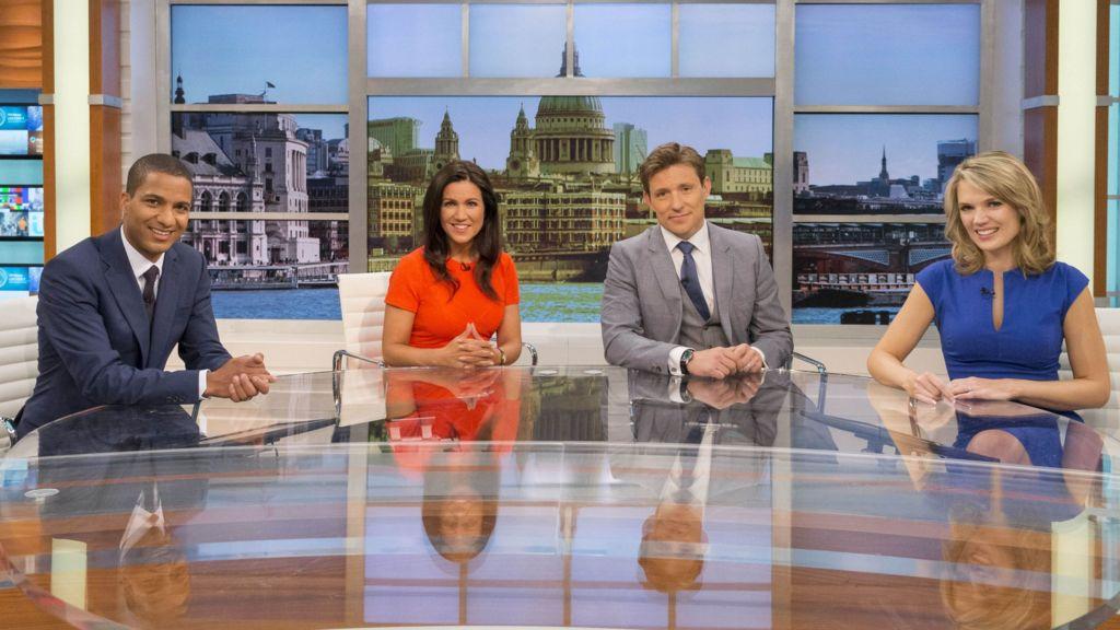ITV Good Morning Britains Susanna Reid stuns with sexy