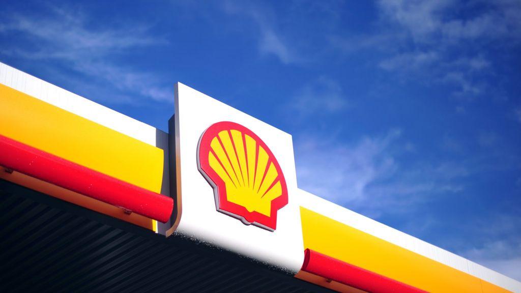 Royal Dutch Shell sees 'robust' profits rise - BBC News