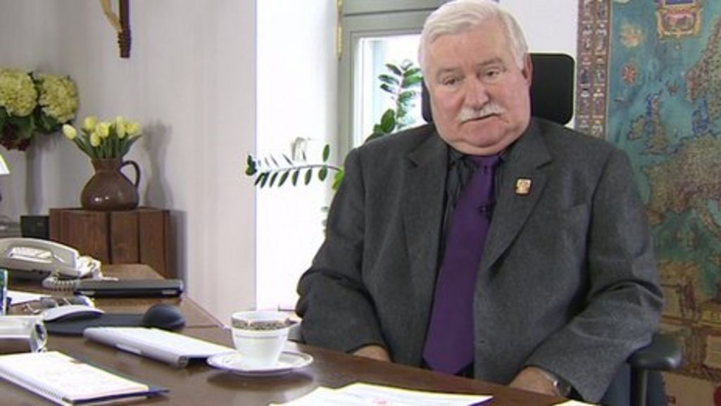 Lech News: Lech Walesa: 'My Work Here Is Done'