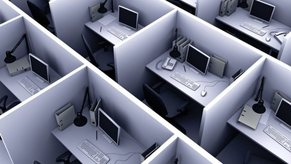 cubicle chronicles how office workers got boxed in bbc news