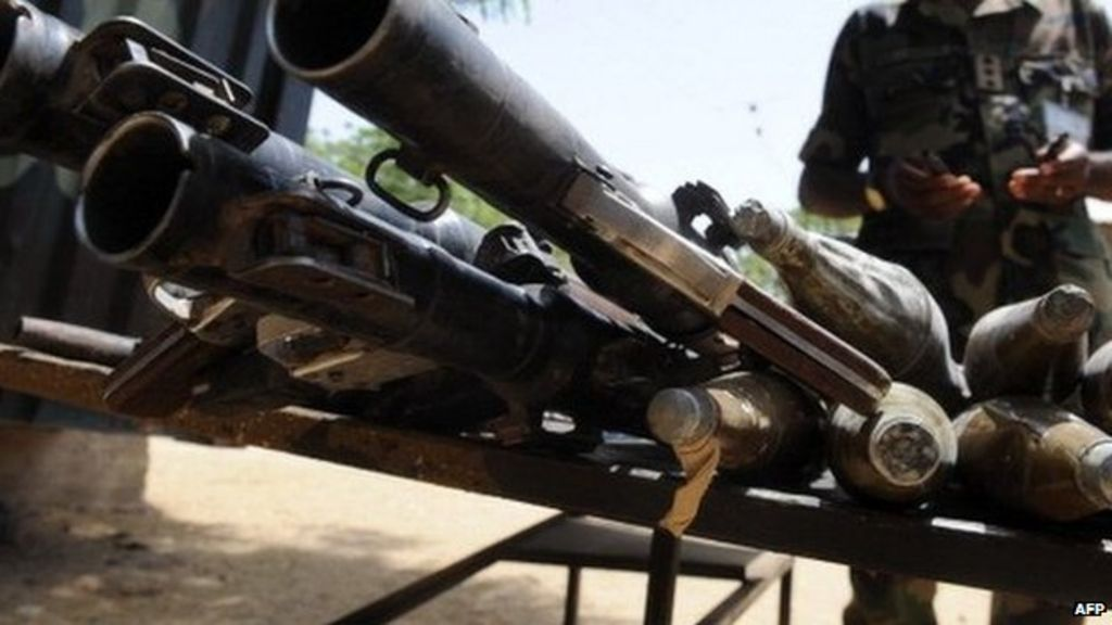 Boko massacre nigeria haram