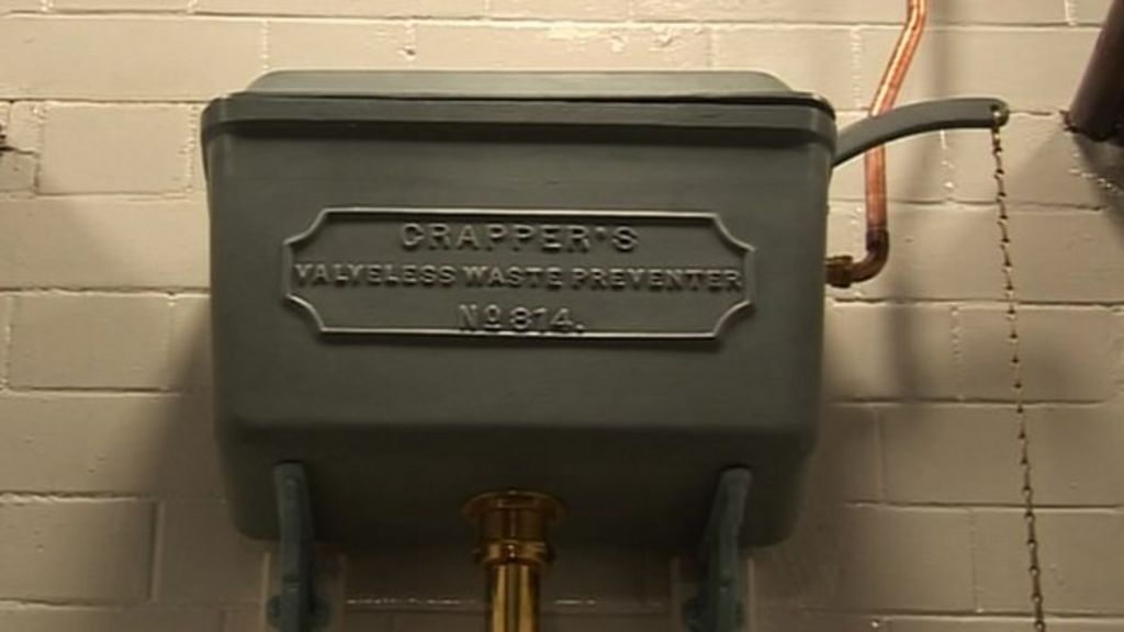 Cardiff's Victorian loo glimpse from phones - BBC News