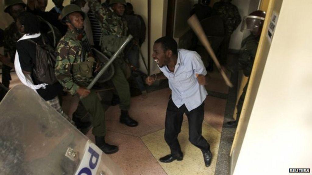 University of Nairobi closed indefinitely over unrest