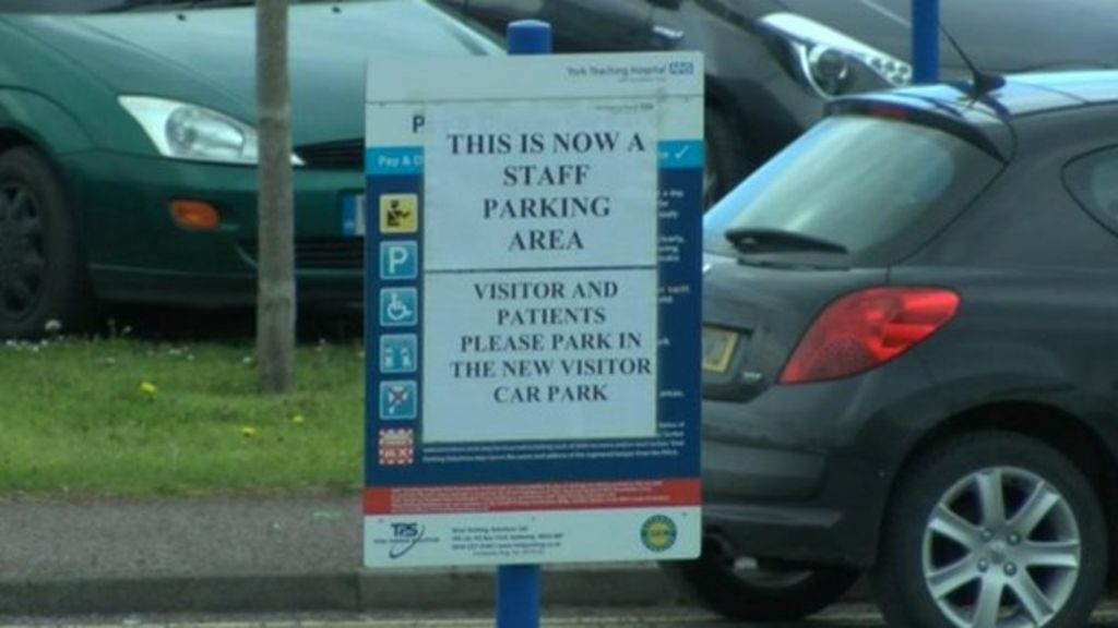 Car Parking In Scarborough North Yorkshire