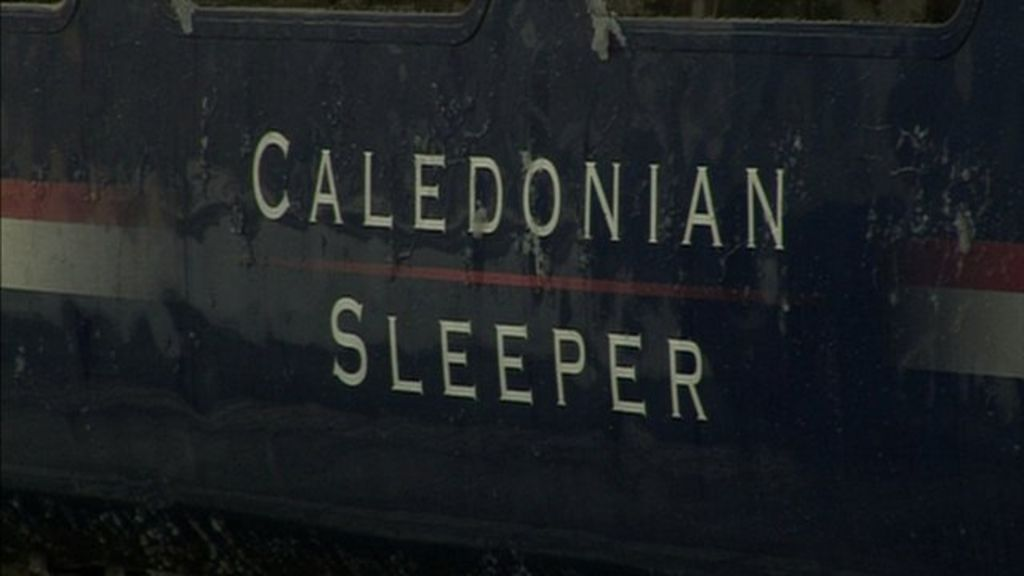 The Caledonian Sleeper Service Is Currently Provided By First Group As Part Of The Scotrail Franchise