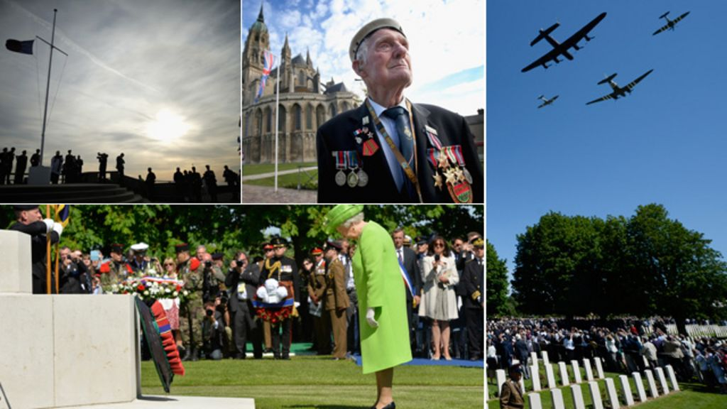D Day Anniversary Veterans Mark Historic Invasion