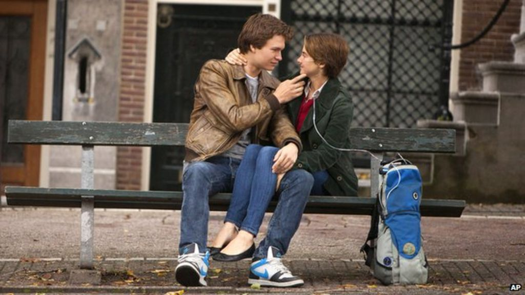 Fault In Our Stars Beats Tom Cruise At Us Box Office Bbc News