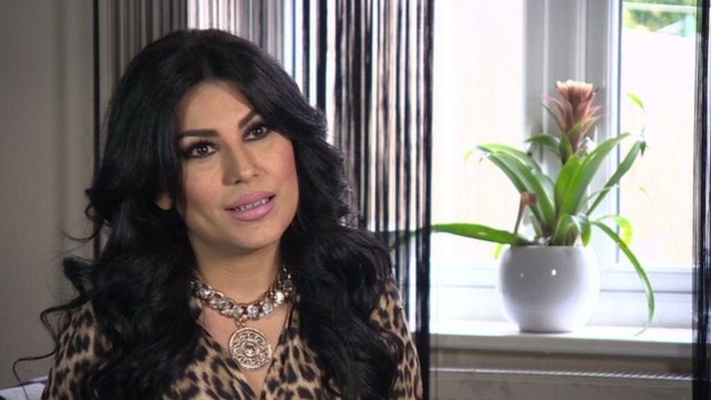 Afghan Singer Aryana Asks Next President For Womens Rights Bbc News
