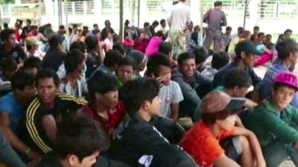 Cambodian migrants flee Thailand amid crackdown fears ...