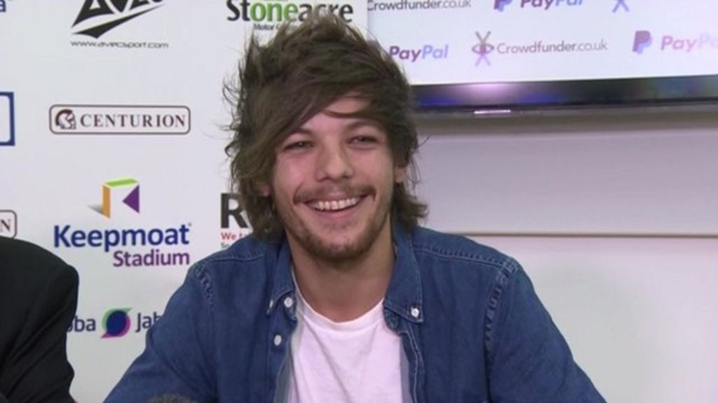 One Direction's Louis Tomlinson on Doncaster takeover ...