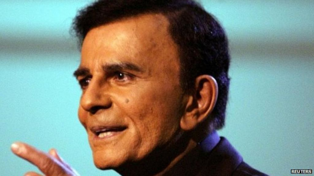 US radio star Casey Kasem dies at 82 - BBC News