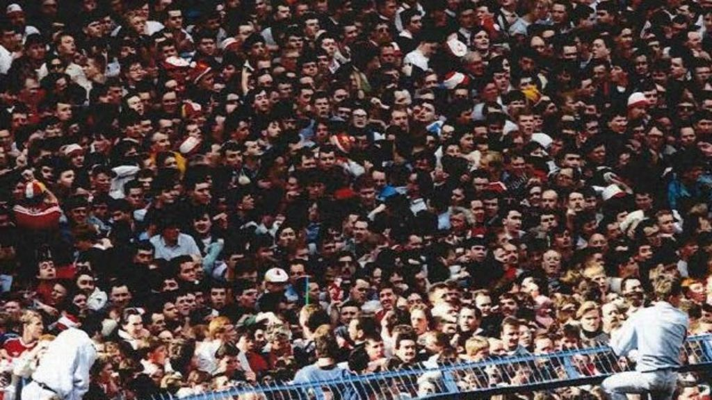 Hillsborough Pen Was Packed To Twice Its Safe Capacity Says Expert Bbc News