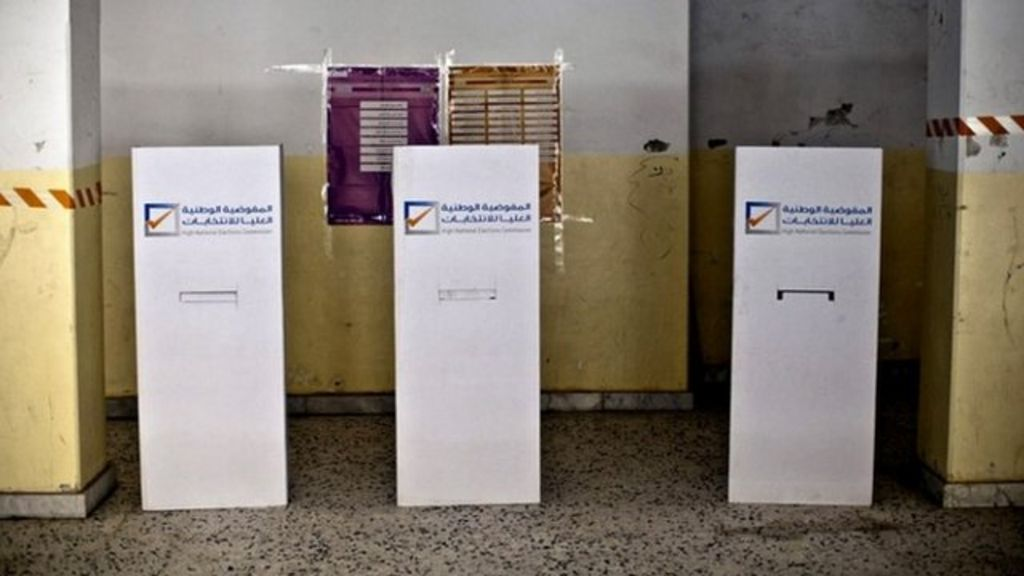 Libyan elections: Low turnout marks bid to end political ...