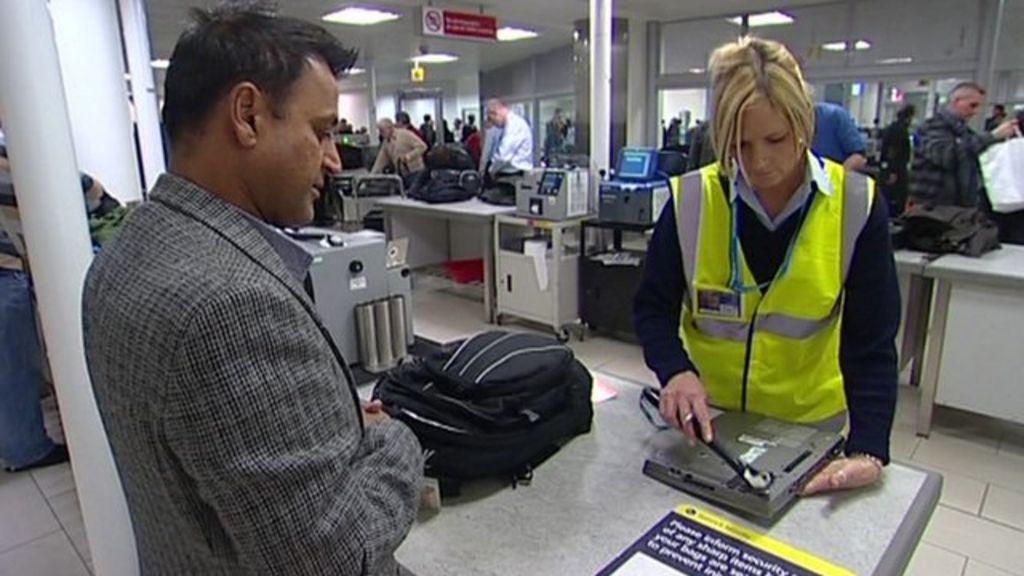Security Target News Us Bbc Checks - Electronics Airport