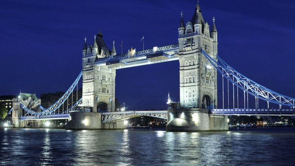 The Bridges That Define London Bbc News