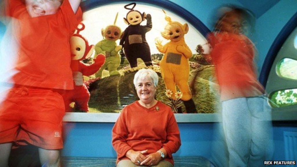 Children's TV 'in long-term decline' says Teletubbies creator - BBC News