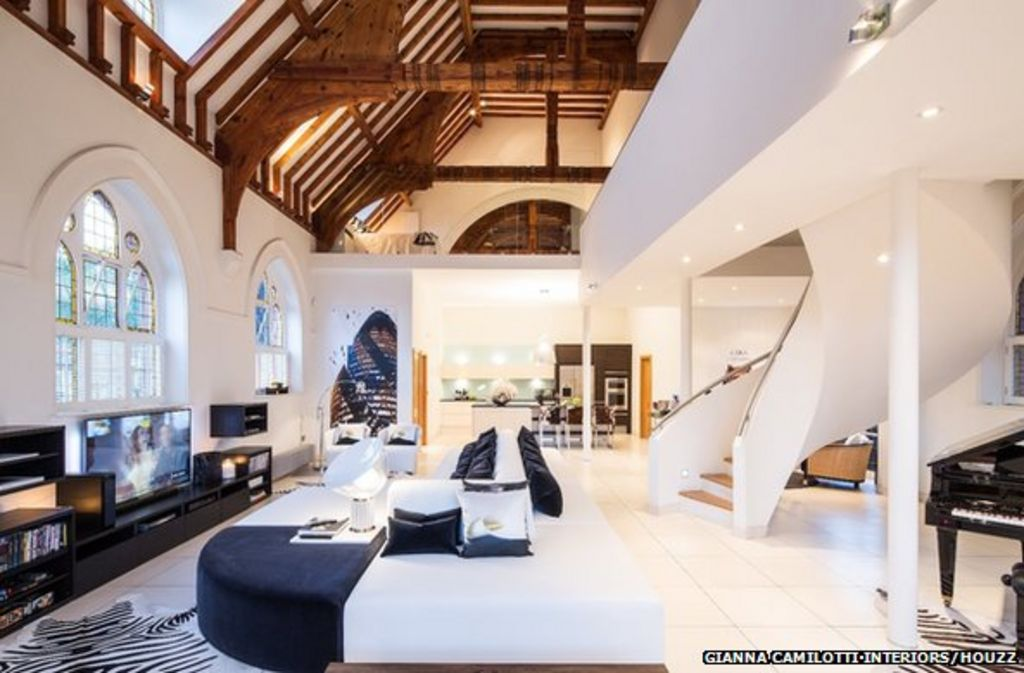 Houzz Shakes Up UK's Interior Design And Garden Industries BBC News Adorable Interior Design Technology Remodelling