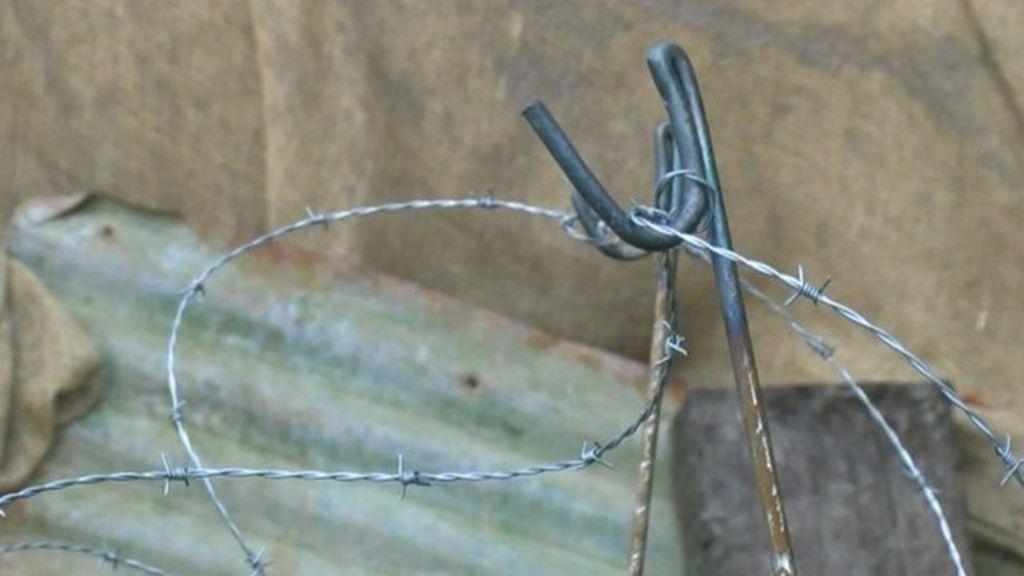 Fitzalan High school history pupils build WWI trench - BBC News