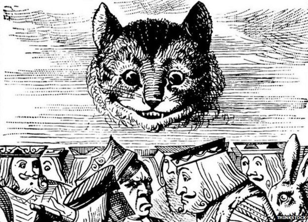 'Quantum Cheshire Cat' observed