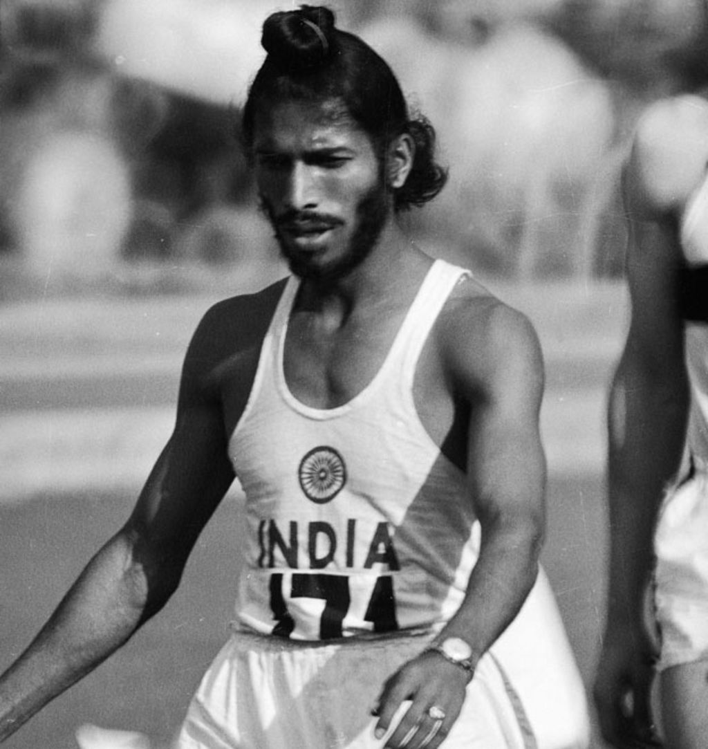 The 'Flying Sikh' who won India's first Commonwealth gold - BBC News