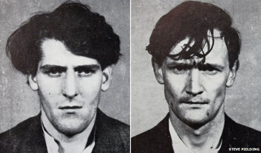 When murderers were hanged quickly