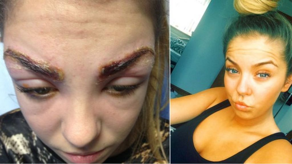 Milton Keynes And Luton Beauty Salons Ignore Guidelines On Eyebrow