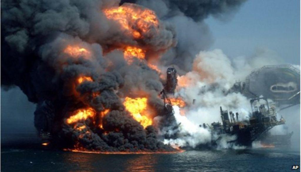 BP found 'grossly negligent' in 2010 Gulf oil spill - BBC News