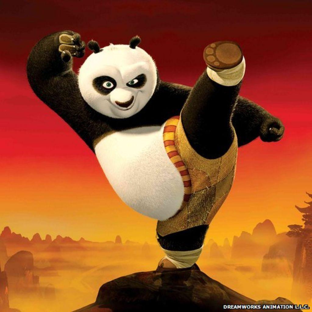 Kung Fu Panda email error sparks LSE apology BBC News