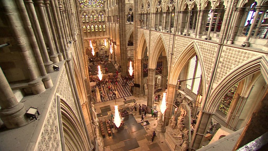 Westminster Abbey Opening Up Europe S Greatest View