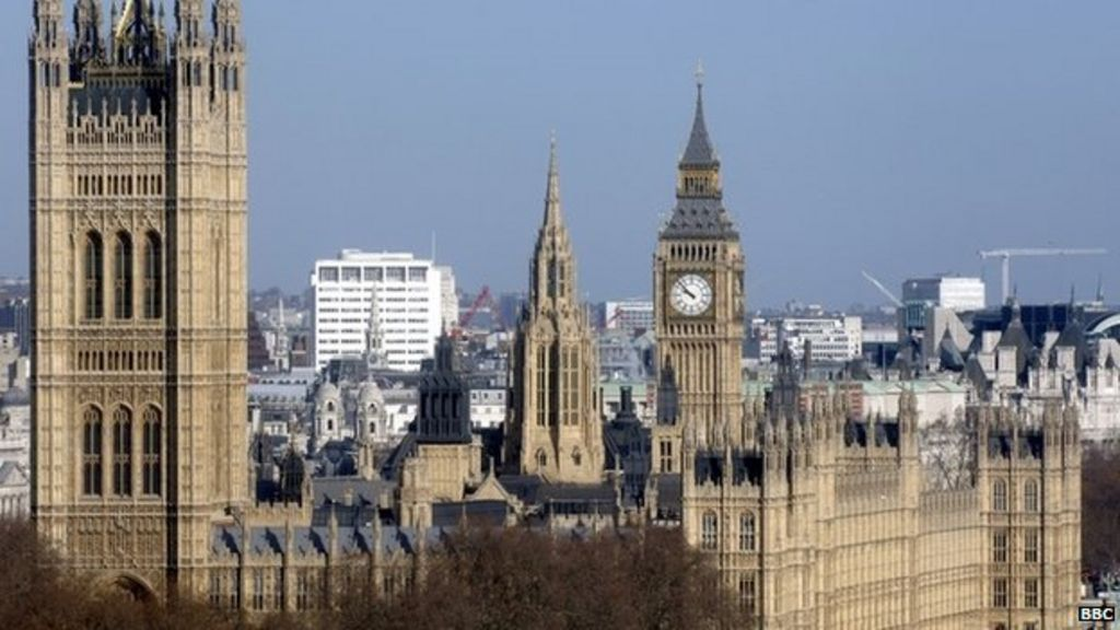 A Brief History Of The Uk Parliament Bbc News