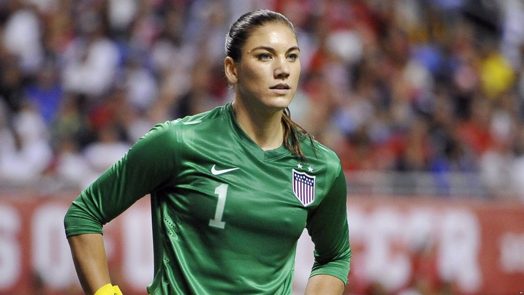Hope solo fappening The List