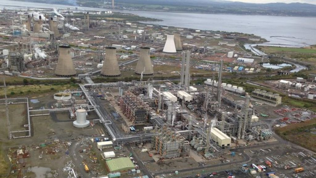 ineos buys grangemouth gas power plant in  u00a354m deal