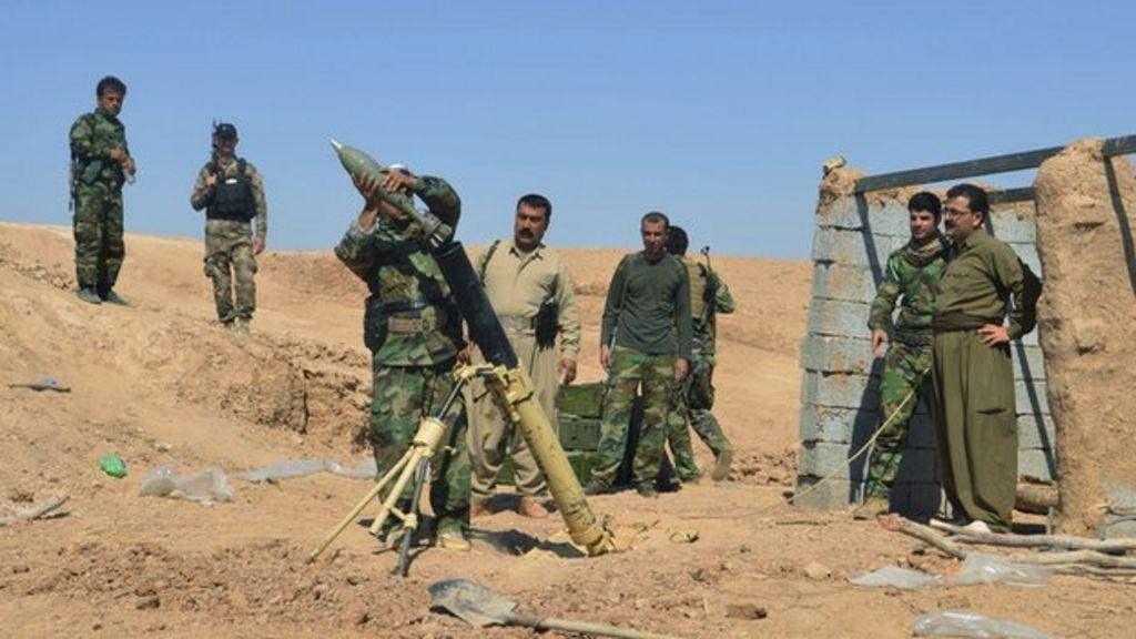 Canada no longer training Kurdish troops in Iraq amid