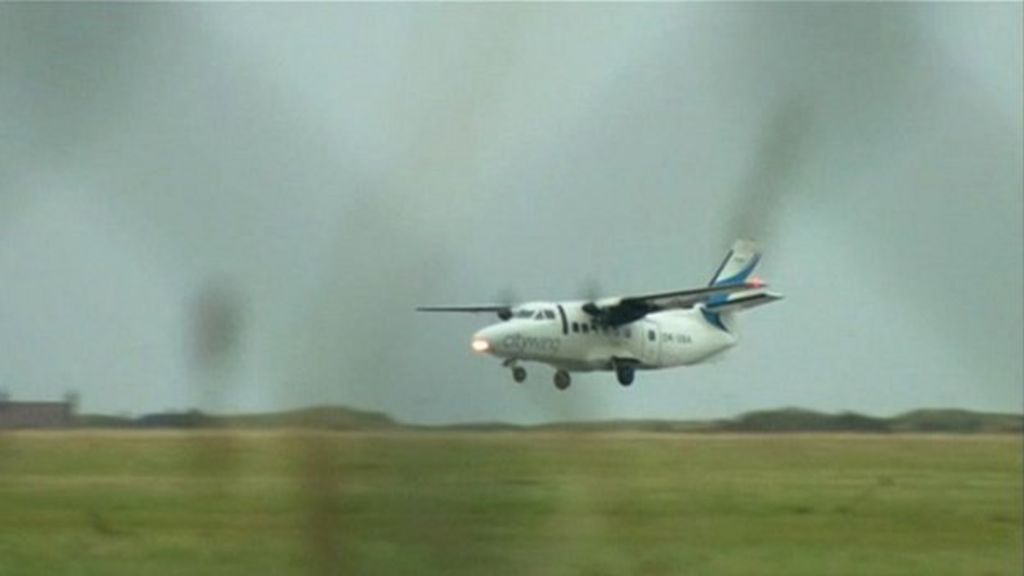 Blackpool International Airport Closes After Last Flight  BBC News