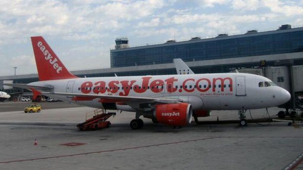 Easyjet Passengers Taken Off Too Heavy Plane Bbc News